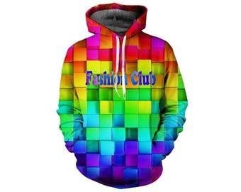 Hoodie Art, Hoodie Pattern, Pattern Hoodie, Graphic Hoodie, Graphic Sweatshirt, Art Hoodie, Art Hoodies, Art, Hoodie, 3d Hoodie - Style 13