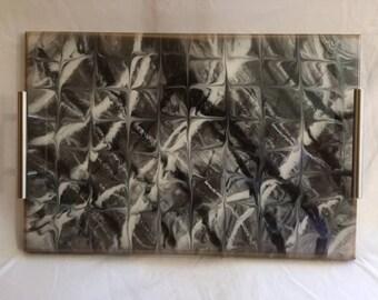 Resin Art Tray
