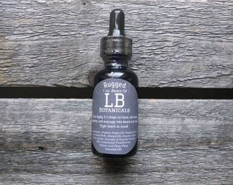 Rugged Beard Oil