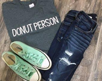 DONUT PERSON