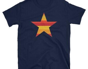 Houston Astros Retro Star Shirt, Astros Shirt, World Series Champions Shirt,  Astros Baseball Shirt,  Houston Strong, astros tshirt, 2017