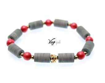 Unisex Mother of Pearl bracelet