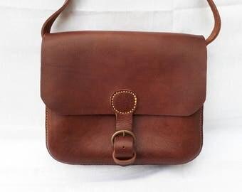 Woman Hobo leather bag