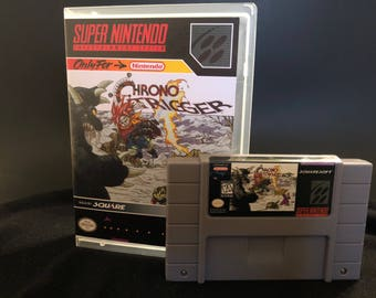 Chrono Trigger Reproduction for the SNES