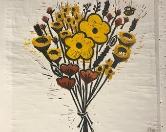 Bundle of Fall Flowers