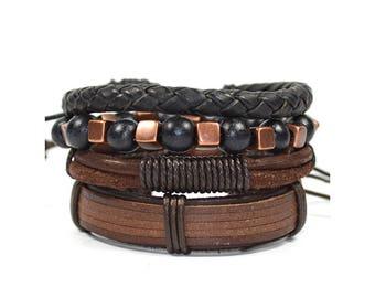 4 Pack DejaVu Bracelet Set