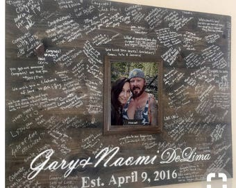 Guest Book,Rustic Wedding Guest Book, Custom Guest Book, Wedding Guestbook, Wood Guestbook,Wedding Sign In, Rustic Wedding, Mr and Mrs