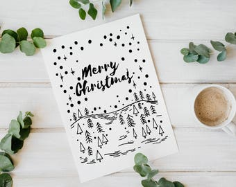Merry Christmas | Card