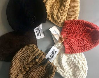 Hand-knitted Winter Hats – MasheDesign*