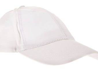 Design Your Own White Pick-a-Patch Cap