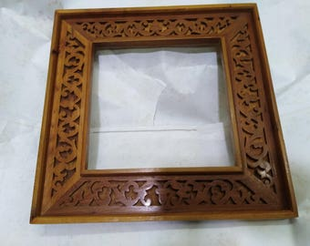 Picture Frame / Mirror Frame,moroccan thuya wood