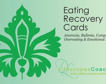 Eating Recovery Cards