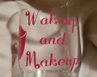 Wakeup and makeup
