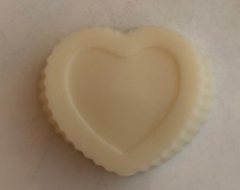 Heart Shaped Wax Melt