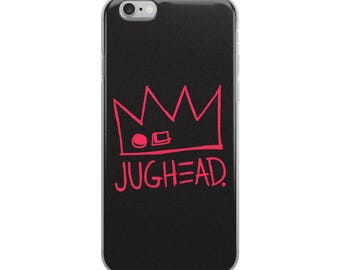 Ships Very Fast! iPhone Case, iPhone 6/6s, iPhone 6plus/6splus, iPhone 7/8, iPhone 7plus/8plus, Cute, Crown, Riverdale, Phone Case, Girly