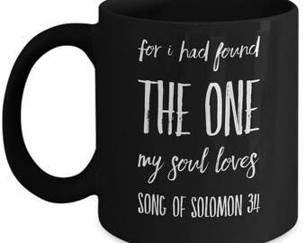 Bible Verse Coffee Mug | Bible Verse Mug | Christian Mug | Bible Quote Mug | Bible Tea Mug | Bible Coffee Mug | Christian Gifts