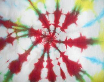 Custom tie dye shirt-child's