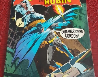 1970   DC Comic Book Detective Comics Batman And Robin 399  1970 Used