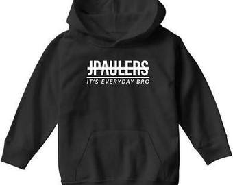 Jake Paul JPaulers  Youth hoodie. 100% COTTON. Jake Paul Merch