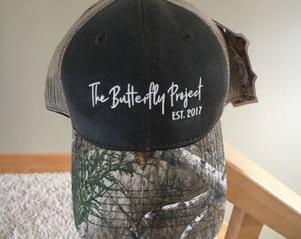 The Butterfly Project Hat