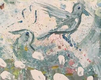 Birds,  Marsha Nouritza Odabashian