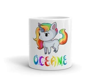 Oceane Unicorn Mug