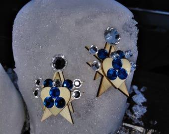 Blue Elixir Earrings
