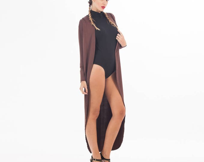 Kimono - Cardigan - Jacket Summer - Beach Cover Up - Bohemian - Festival - Black kimono - Summer boho jacket - Boho kimono