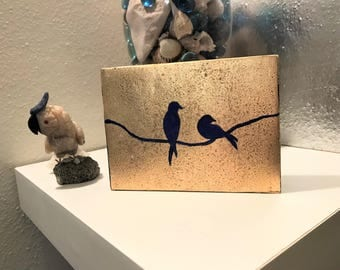 Little Wooden Panel