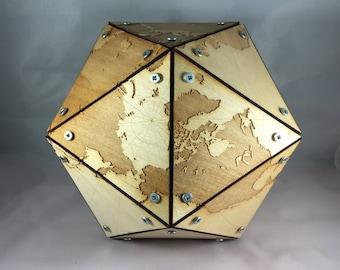 Geodesic Globe