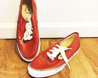 Vintage | Polo by Ralph Lauren Red Rubber Shoe