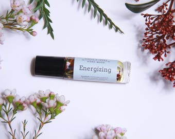 Energizing Essential Oil Roller