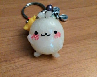 Lovely Molang keychain