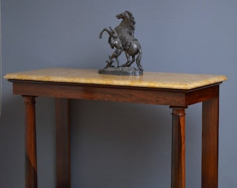 SN4235 Regency console table of simple and elegant design
