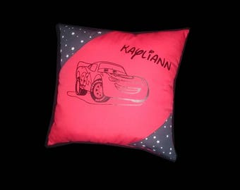 Custom name car pillow