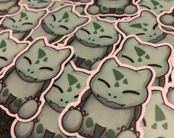 Bulbasaur Pokémon Stickers