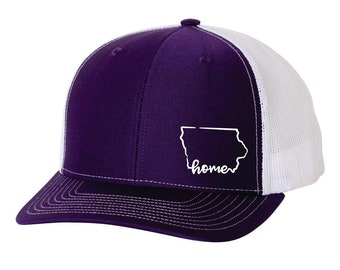 Home Structured Snapback Trucker Cap