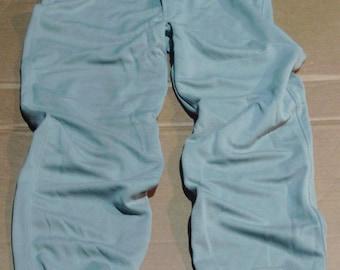 Men's Grey Baseball/Softball Uniform Pants - Mens size L