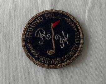 Round Hill Golf and Country Club Emblem (Alamo, CA)