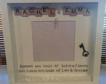 House Warming Frame