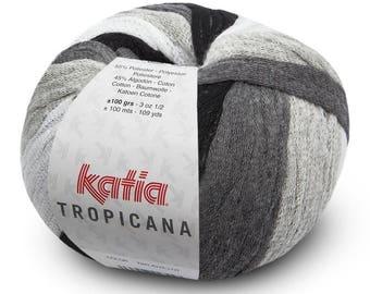 Ribbon Yarn, Katia Yarn, Chunky Knit Yarn, Super Chunky Yarn, Super Bulky Yarn, Bulky Yarn, Rug Yarn, Bulky Cotton Yarn, Thick Cotton Yarn
