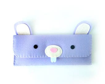 Bunny Long Pouch