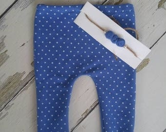 Newborn Pants -Photography Prop Set