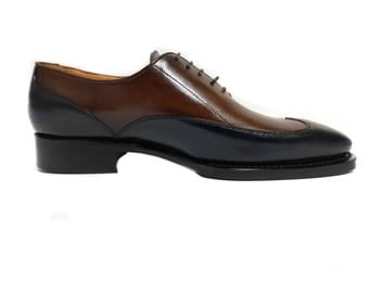 Max | Two-tone Men's Oxford shoes