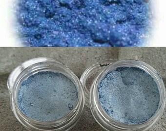 Pearl Blue Powder Eyeshadow