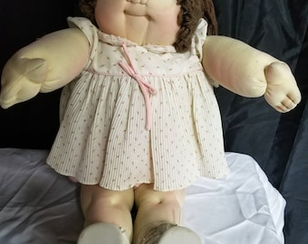 1980s Cabbage Patch Doll