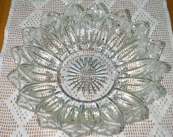 Tiled glass Salad Bowl