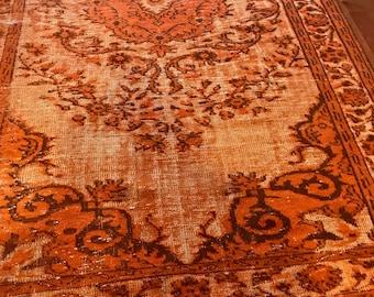 6 X 10 Handmade Turkish Carpet