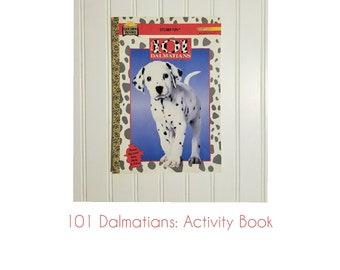 101 Dalmatians Activity/Coloring Book