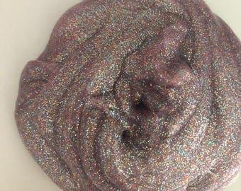 Glitter unicorn poop slime